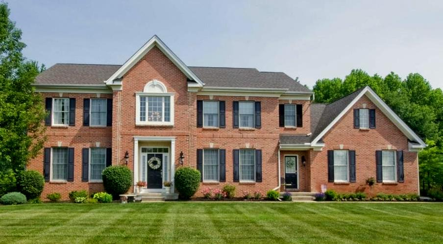 Waretown Brick Colonial Home